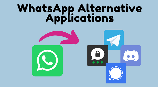 WhatsApp Alternative Applications