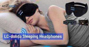 LC-dolida Sleeping Headphones