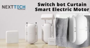 Switch bot Curtain