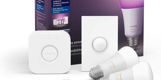 Philips Hue Smart Button Starter Kit