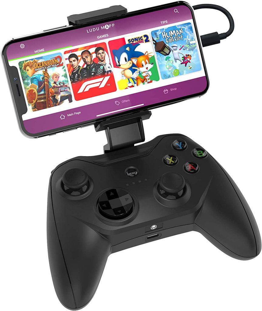 Rotor Riot Controller for iPhone
