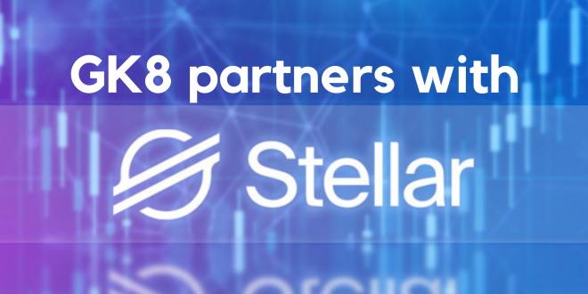 GK8 partners with Stellar